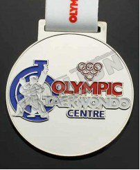 Custom olympic taekwondo medal shop