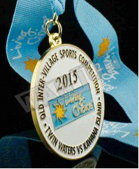 custom soft enamel competition sport medal