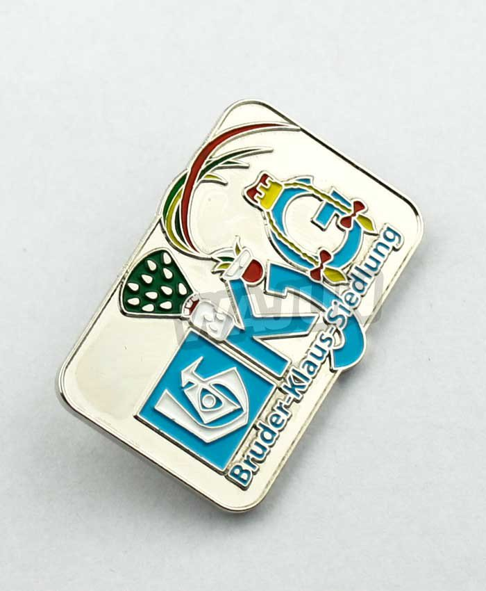 Best sale pin badge maket promotional badges