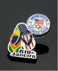 United states Olympic team sport badge