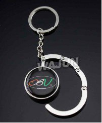 Custom photo and logo beautiful handbag hanger keychain for table