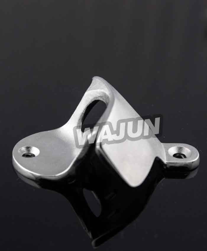 Zinc alloy Grind arenaceous hanging wall bottle opener