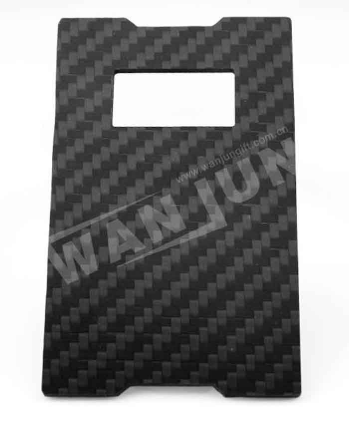 carbon fiber business card beer bottle opener - Professional OEM ...