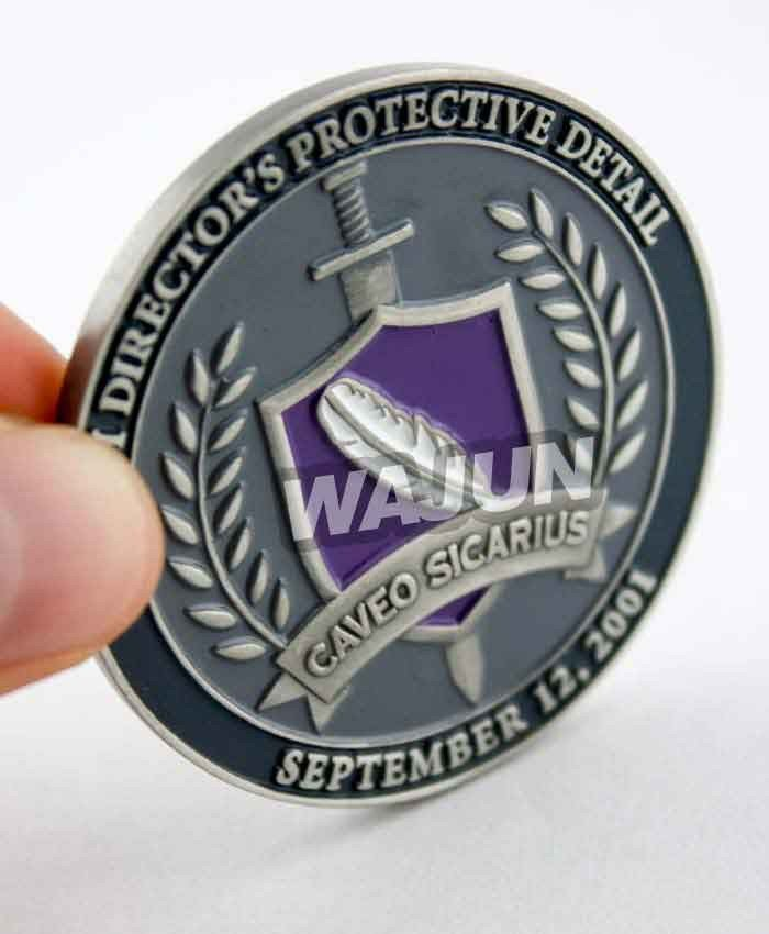 Federal Bureau of Investigation FBI souvenir challenge coins