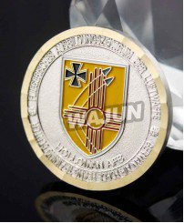 Air force training center military metal  challenge coins